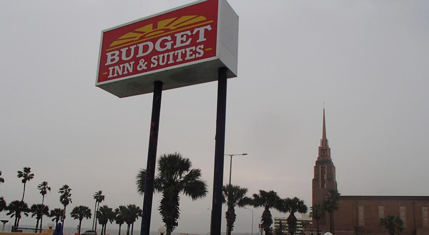 Sign Photo Of BUDGET INN & SUITES
